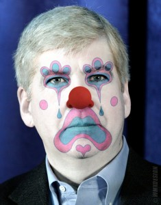 rick snyder clown