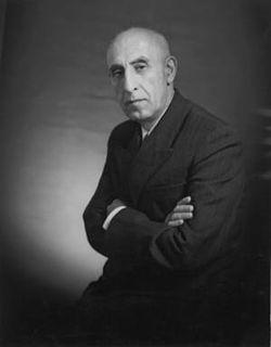 iran mohammad mosaddegh