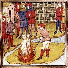 templars burning